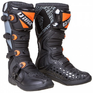 BUTY CROSS IMX X-TWO BLACK ORANGE GREY ROZMIAR 42